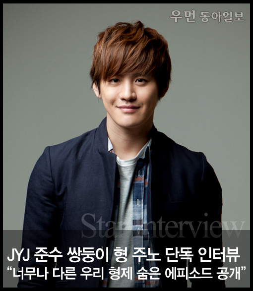 [TRANS] 120322 EXCLUSIVE INTERVIEW with JUNO Junho