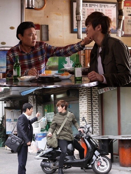 "[NEWS] JUNO (Kim Junho), JYJ Junsu's twin brother is set to make his Korean debut as an actor on TV Chosun's ""Stroke of Luck"" and is already getting praise from other veteran actors."